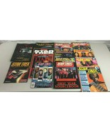 LOT OF 12 Star Trek Next Generation, Movies, & More Magazines Collectibles - $22.22