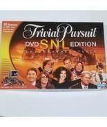 Trivial Pursuit DVD SNL Edition Saturday Night Live - $19.35
