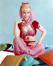 Barbara Eden B  I Dream of Jeannie 8X10 Matted Color TV Memorabilia Photo - $6.95