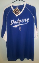 NWT MLB Brooklyn Dodgers Cooperstown Collection Shirt Jersey SZ XL NEW Baseball - $59.39