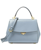 Michael Kors Ava Small Top-Handle Satchel Hand bag- Pale Blue #38 - $119.99