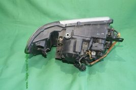 01-03 Infiniti QX4 HID Xenon Headlight Head Light Lamp Driver Side LH - POLISHED image 6