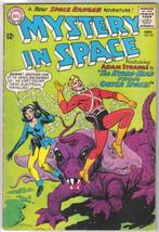Mystery In Space Comic Book #95 Adam Strange DC Comics 1964 FINE- - $18.29