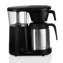 Bonavita 8-Cup One-Touch Coffee Maker Featuring Hanging Filter Basket an... - $106.06