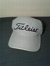 Titleist Two Tone Twill Blue Hat Cap Strapback Golf (hb11) - $18.69