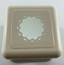 Martha Stewart Rose Window Scalloped Circle All Over The Page Paper Punch - $15.83