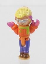 1996 Polly Pocket Dolls Snow Mountain - Polly Bluebird Toys - $7.50