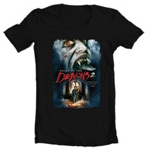Night of the Demons 2 Tee Shirt retro vintage 90s horror movie graphic t-shirt image 1