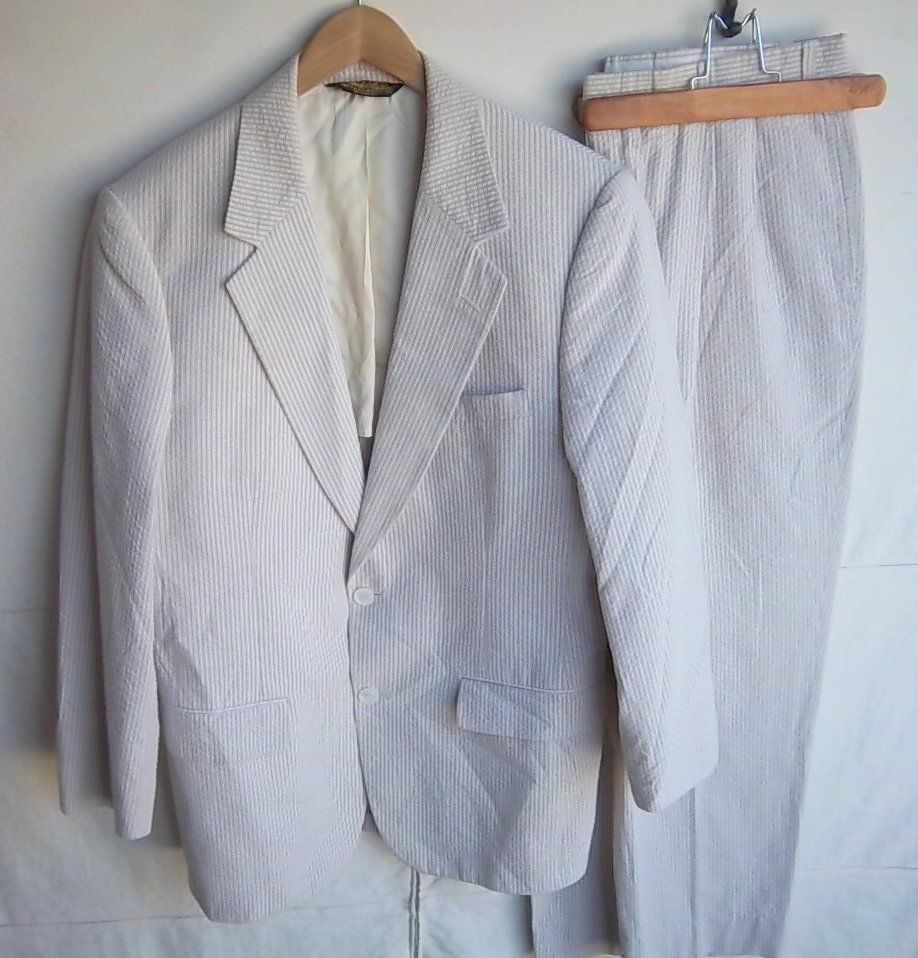 Brooks Brothers Men S Seersucker Suit And 12 Similar Items
