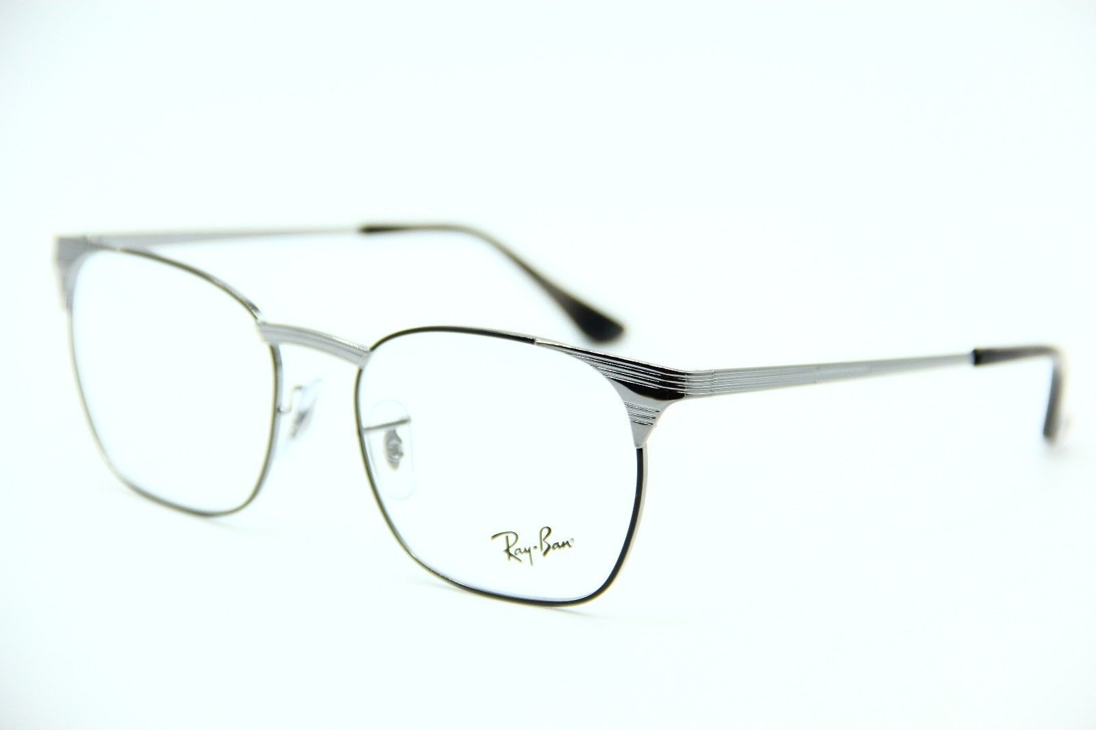 e71f79b37e New RAY-BAN Rb 6386 2901 Black Eyeglasses and similar items. 57