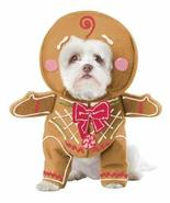 California Costume Collections Gingerbread Pup Dog Costume, Large by Cal... - $37.54