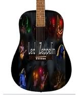 Led Zeppelin Custom Guitar - $289.00