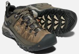 Keen Targhee III Low Size US 10.5 2E WIDE EU 44 Men's WP Hiking Shoes 1018597EE - $112.67