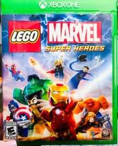 [[GET FREE POPCORN]]: MARVEL LEGO SUPER HEROES GAME (Microsoft XBOX ONE,... - $16.82