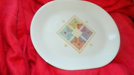 Corelle Mirage 12.25 In Oval Serving Platter Gently Used Free Ship In Usa - $23.36