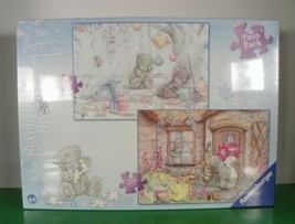 Ravensburger Tatty Teddy ME TO YOU Twin Pack Puzzle (s) NEW - $17.77