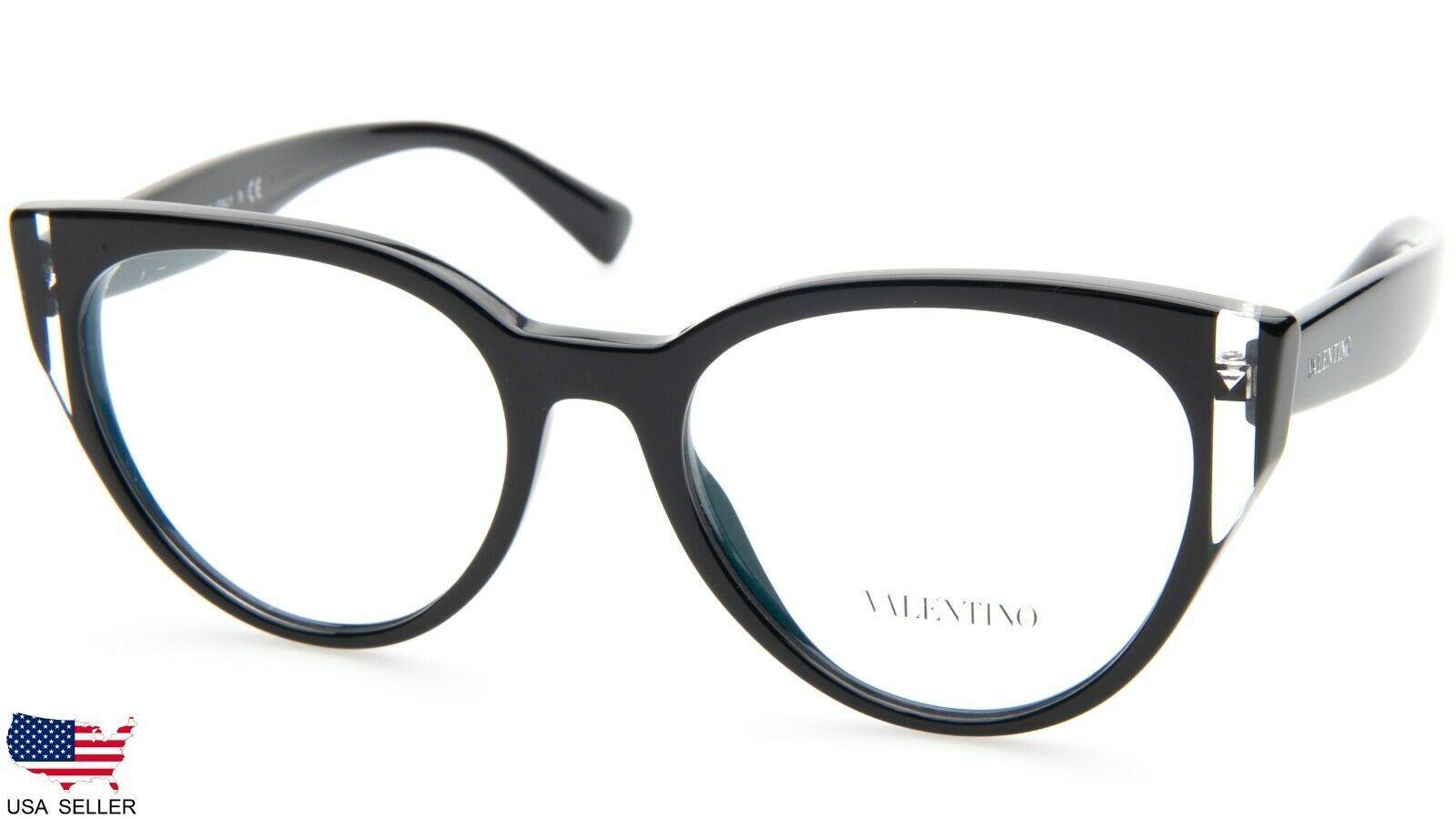 Eyeglasses Valentino VA 3027 5031 HAVANA BLUE//GUNMETAL
