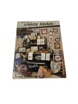 Cross Stitch Pattern Booklet Make Mine a Country Kitchen Dale Burdett (380) - $11.87