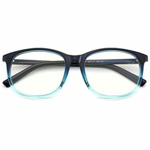 6b9ca65709f6b Slocyclub Unisex Blue Light Blocking Glasses Oversized Non-prescription ...  -  16.15