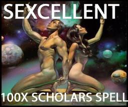 100X  7 SCHOLARS SEXCELLENT PLEASURE MAGNIFIER MAGICK HIGHER RARE MAGICK  - $99.77