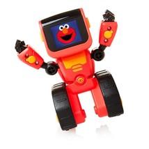 WowWee Elmoji Junior Coding Robot Toy Red Program using emoji language B... - $37.39