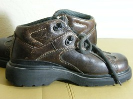 Dr. Martens Mens Boots Doc Martens DM's Air Cushion Size 6 Leather Upper... - $35.31