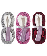 Jennifer Anderton - Womens Knit Warm Non Slip / Skid Slipper Socks with ... - $10.99