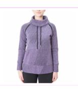 Kirkland Signature Ladies' Jacquard Pullover, Purple, Size M - $11.00