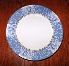 "Set of 7 Coventry Palace Garden 10 5/8"" Dinner Plates Indonesia - $98.95"