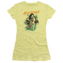 Authentic DC Comics Aquaman Movie Locals Only Ladies T-shirt Jr S M L X 2X top - $25.99+