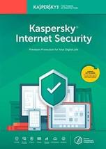 Kaspersky Internet Security 2018 | 3 Device | 1 Year (3 Device|PC/Mac Ke... - $51.87