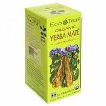 Ecoteas TEA,OG1,YERBA Mate,Lse,Pl, 1 Lb By Eco Teas - $112.14