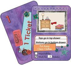 NEATLINGS Self-Care Chore Deck | Reward Responsibility | Purple - $12.95