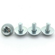 4 New Vizio TV Wall Mount Mounting Screws for Model D65x-G4, E551i-A2, M80-C3 - $6.62