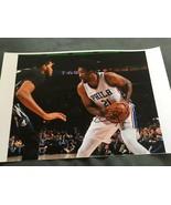 Joel Embiid Signed 11x14 Photo Autographed COA Philadelphia 76ers COA VE... - $83.79