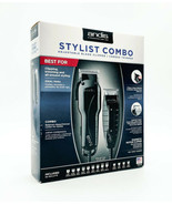 Andis Stylist Combo - Envy Adjustable Blade Clipper & T-Outliner T-Blade... - $104.27