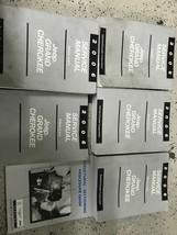 2006 Jeep Mopar Grand Cherokee Service Shop Repair Workshop Manual Set F... - $217.75