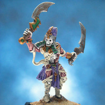 Painted Reaper Miniature Mummy Captain - $59.60