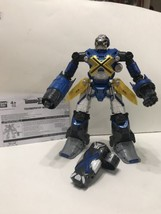 "Disney Bandai Technopathy Mech- X4 Action Figure 12"" Robot 30+ Sounds Li... - $35.96"