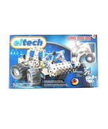 Eitech Construction Set No. 84 Metal Toy Construction Kit Germany, Compl... - $35.52