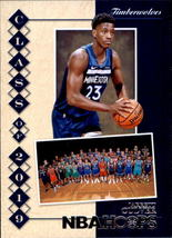 Jarrett Culver 2019-20 Panini NBA Hoops Class Of 2019 Card #3 - $2.00