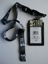 The Flash Star Labs Dc Comics ID Badge Holder Keychain Lanyard - $11.50