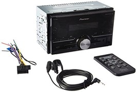 Pioneer MVH-S400BT Double DIN Car Receiver With Bluetooth - $116.28