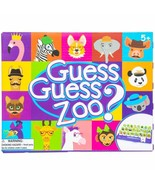 Guess Guess Zoo? Game w - $16.99