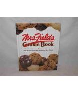 Mrs Fields Cookie Book Recipes 1992 Drop Fancy Filled Bar Cookies - $19.27
