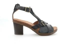 Dansko Dominique Leather Elegant Sandals Black Women's Size EU 39() - $121.20
