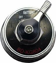 High Current Master Battery Disconnect Switch with Face Plate image 4