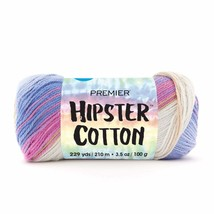 Premier Hipster Cotton in Berry Rumble