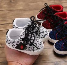 Soft Bottom 0-18 Months Baby Toddlers Shoes Fashion Walking Shoes #1112 image 4