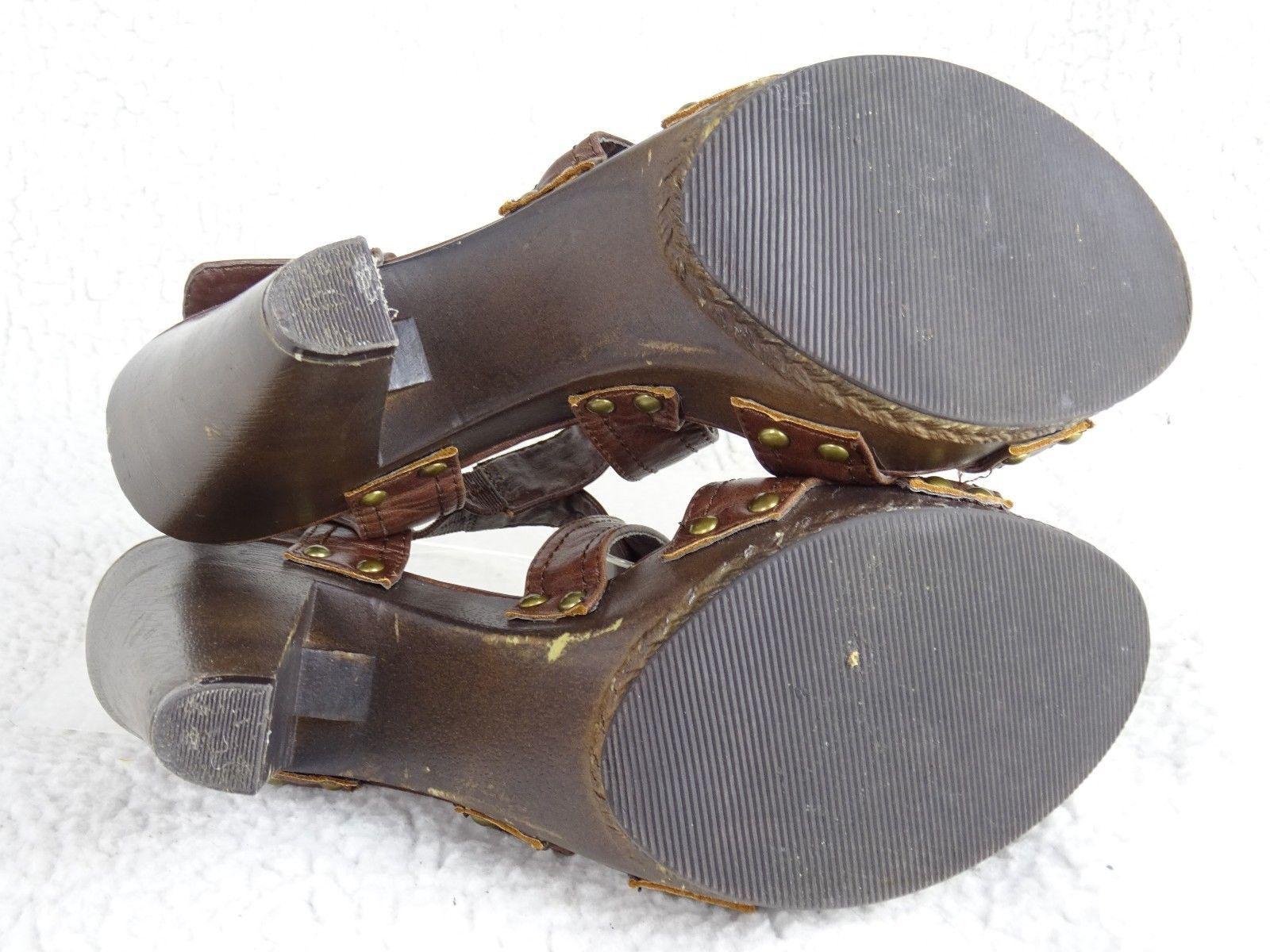 b5cc0e83cf5d Steve Madden Emperer Madden Girl Heels Strapy Women s Size 8.5 Sandals Shoes